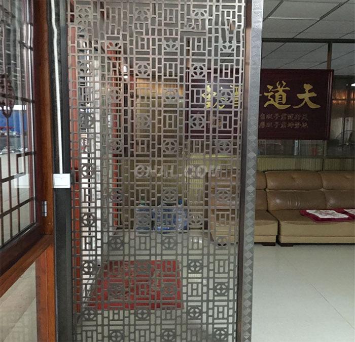 冲孔可是���P胎铝单板、穿孔铝单板、铝幕墙板