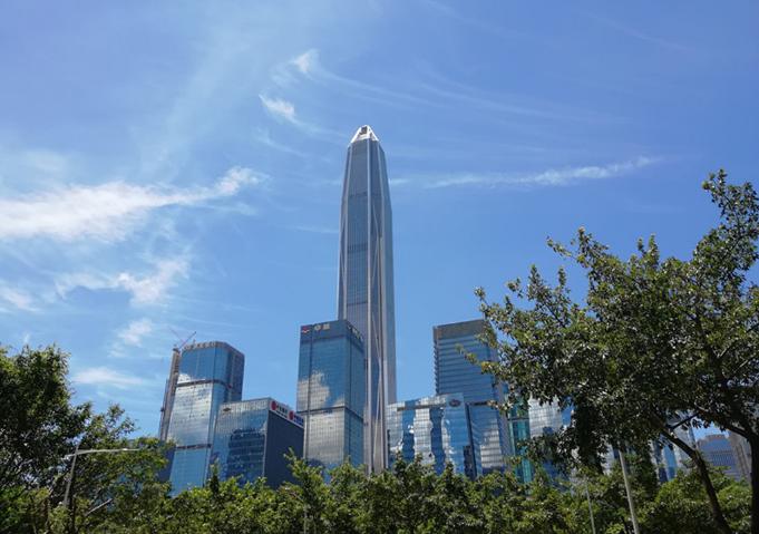 深圳平安金融中心创下了多个国际国内的记录
